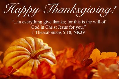 Simply LKJ: Happy Thanksgiving~