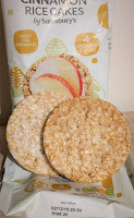 Sainsbury Apple & Cinnamon Rice Cakes