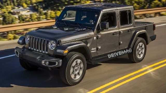 2019 Jeep Wrangler Pickup For Sale
