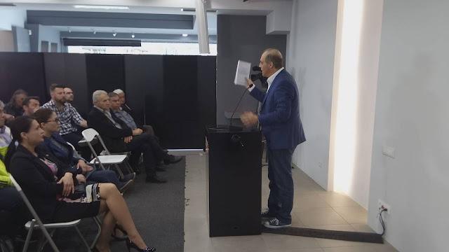Ομιλία Κυριάκου Βελόπουλου στο Ναύπλιο (βίντεο)