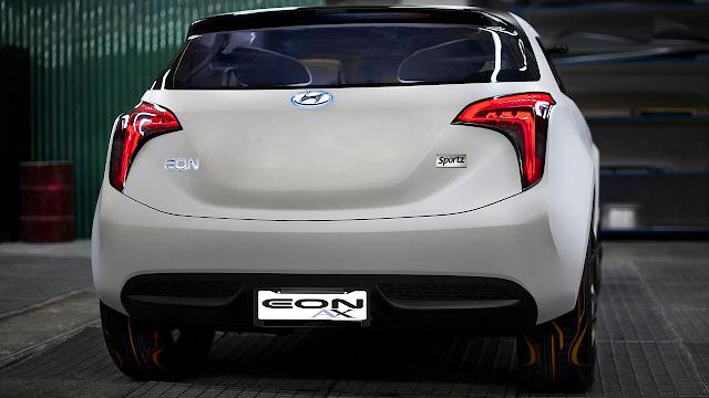 Hyundai EON 2020