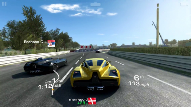 Apple TV Racing Game