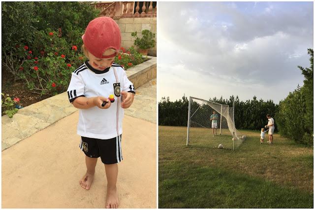 Finca Urlaub Mallorca Porto Cristo mit Kindern Familie Jules kleines Freudenhaus