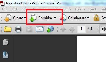 Sebuah Catatan Kecil Cara Menggabungkan Beberapa File Pdf Menjadi 1 File Pdf