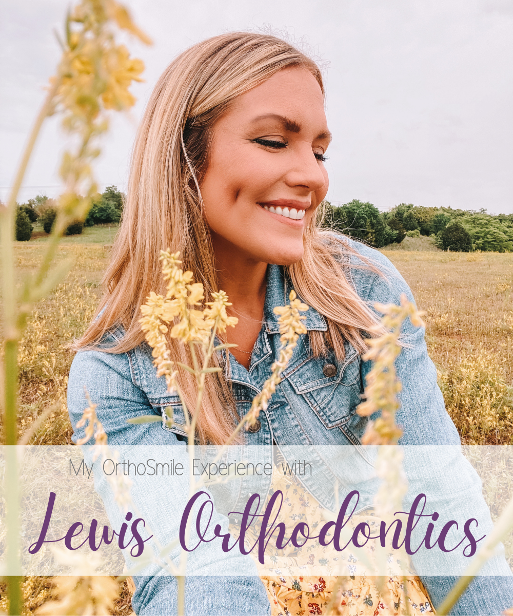 OKC Blogger Amanda's OK shares her experience with OrthoSmile Clear Aligners from Lewis Orthodontics