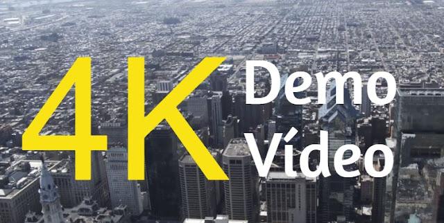 Descarga video 4K demo Aerial Footage of Philadelphia