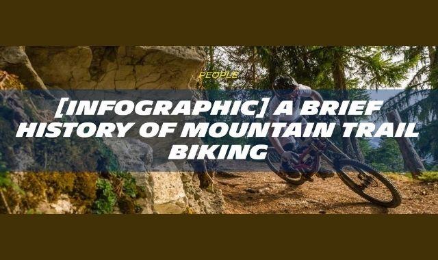 The Origins of Mountain Trail Biking