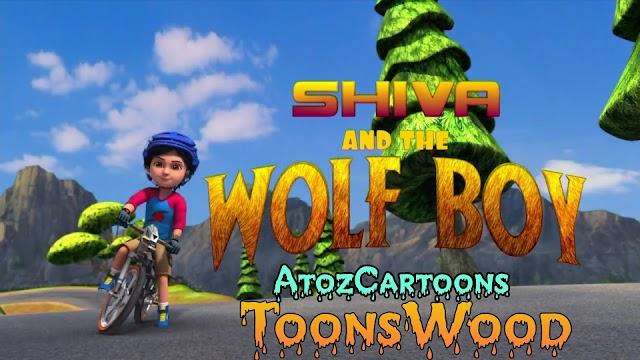 Shiva And The Wolf Boy Movie VootKids Hindi 1080p