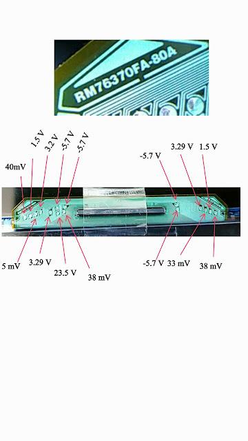 RM76370FA-80A COF Data