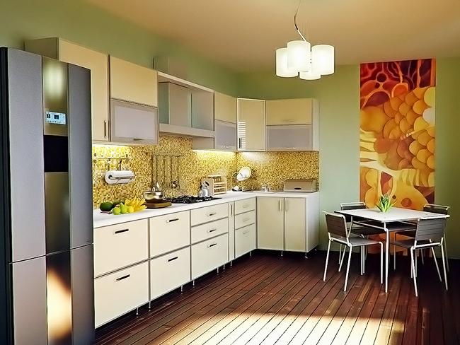Transforma tu cocina sin obras con vinilos decorativos