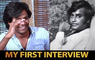 Superstar Rajinikanth Fans​ are supporting me from beginning | Actor & Dubsmash Raj Mrk​ Interview