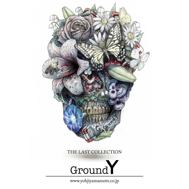 Ground Y×YASUTO SASADA T-SHIRTS COLLECTION