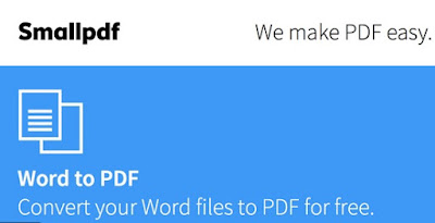 5 Cara Mengubah File Word Ke Pdf Secara Online