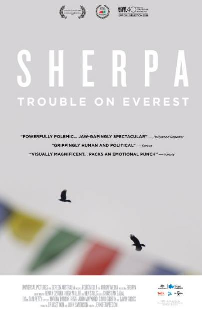 Sherpa 2016 full movie