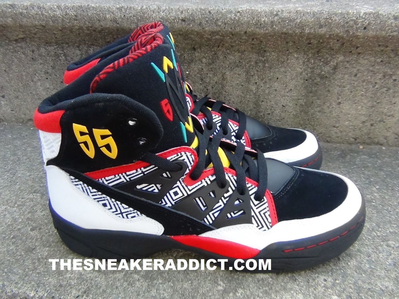 best service d9097 e81a5 Peep a Review From DJ Delz on the 1st colorway they released earlier in the  year including on feet after the jump.