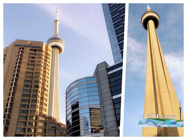 Tour CN, Toronto, Ontario, Québec