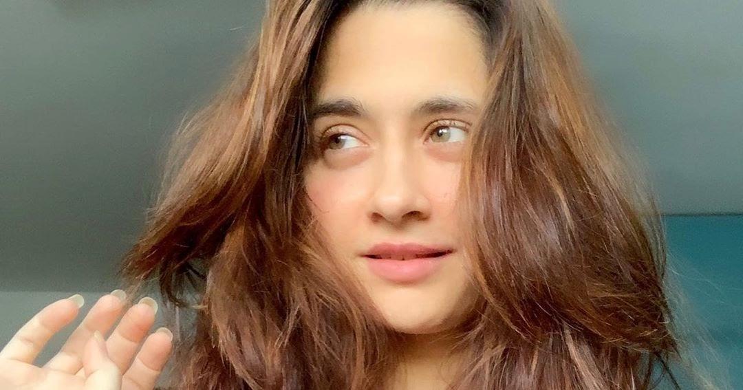 Sanjeeda Shaikh's no makeup pictures
