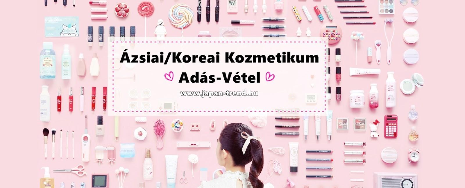 698d85774a Koreai/Ázsiai Kozmetikum   Csere Adás-Vétel