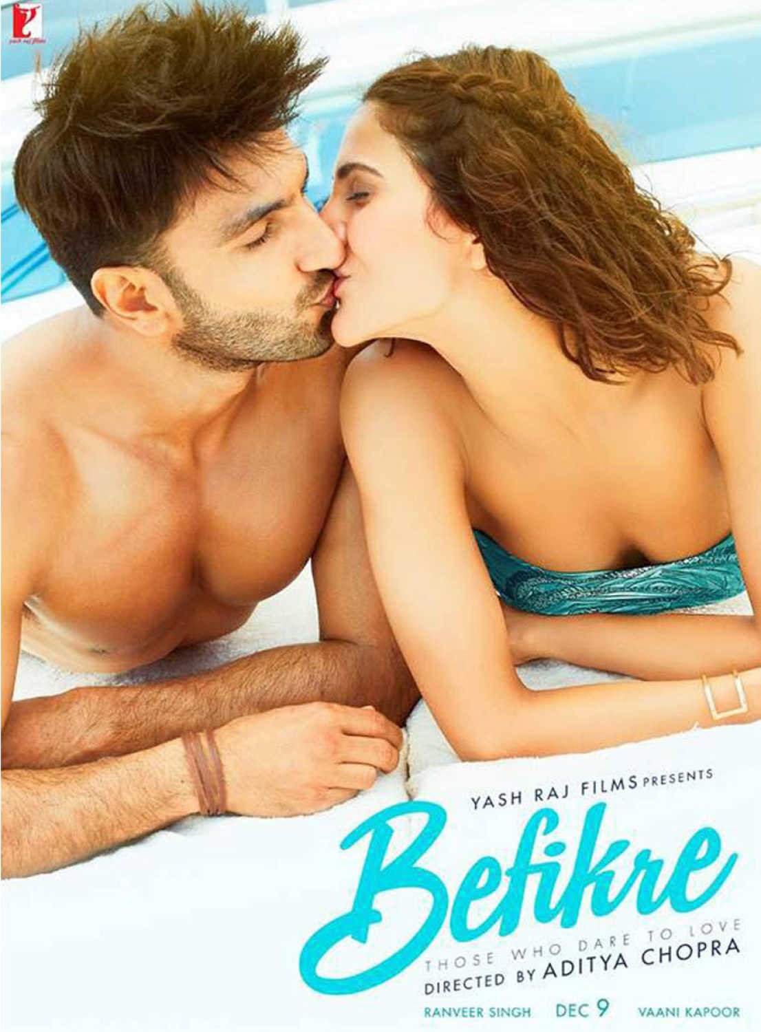 Befikre 2016 Hindi Movie 800MB BluRay ESubs Download