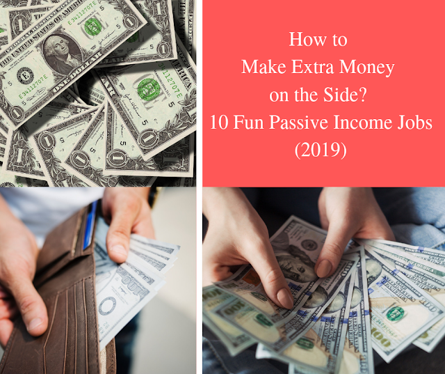 10 Best Ways to Make Extra Money on the Side