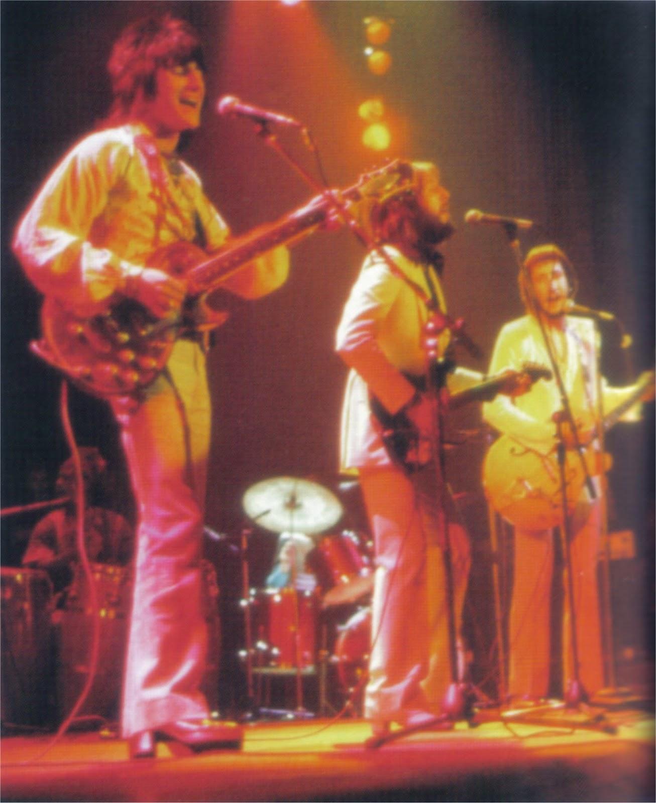 Rock On Vinyl Eric Clapton S Rainbow Concert 1973