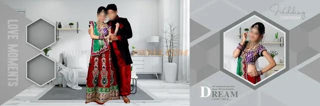 New 2020 12x36 Wedding Album DM Vol 19