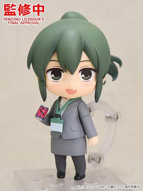 My Senpai Is Annoying Nendoroid Futaba Igarashi
