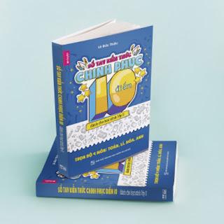 SỔ TAY KIẾN THỨC CHINH PHỤC 10 ĐIỂM - dành cho học sinh lớp 11 - Trọn bộ 4 môn: Toán, Lí, Hoá, Anh ebook PDF EPUB AWZ3 PRC MOBI