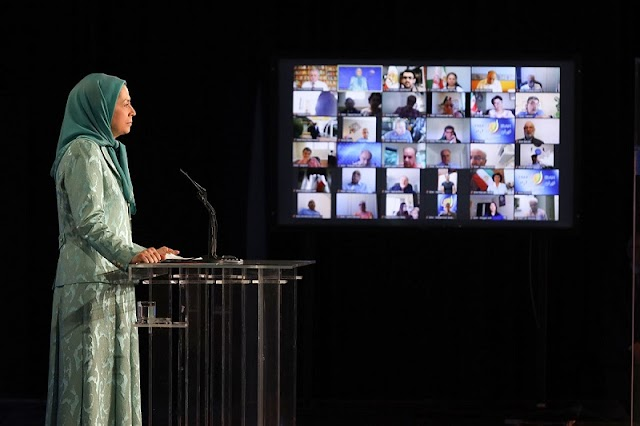 Maryam Rajavi: June 20, 1981, Drew the Line Between Two Destinies and Two Historic Prospects