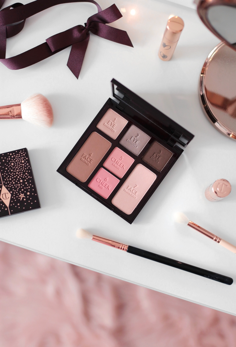 Charlotte Tilbury Instant Look In A Palette Seductive Beauty