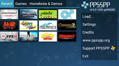 Download Emulator PSP untuk Android
