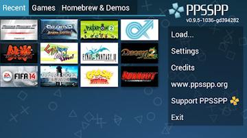 Download Emulator PSP untuk Android