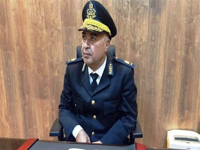 ضبط 1064 مخالفة مرورية متنوعة بكفر الشيخ