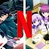 Llegan a Netflix nuevos animes: Anohana, Angel Beats, God Eater y Grandblue Fantasy