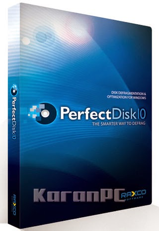 Raxco PerfectDisk Server 13.0 Build 842 + Key