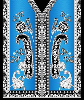 Lavanya-Geometric-Textile-Kaftan 40a