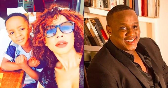 Kelly khumalo denying Jub Jub access to their son?