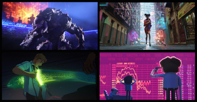 David Fincher & Sutradara Deadpool Bergabung Dengan Proyek Serial Animasi Netflix