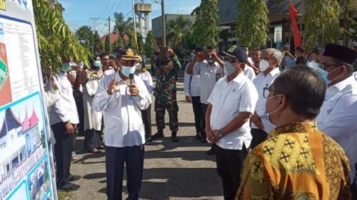 Menteri KP Trenggono Lakukan Kunjungan Kerja Beri Harapan Baru bagi Masyarakat Sumbar