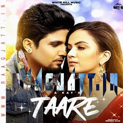 Taare by Akay lyrics