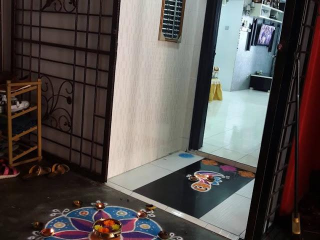 Meraikan Deepavali 2017 Bersama Jiran Tetangga