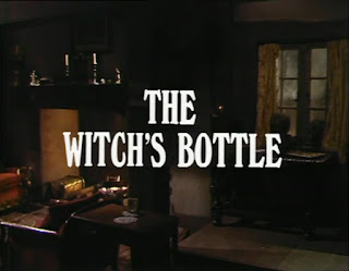 Wyrd Britain reviews 'The Witch's Bottle' by Stewart Farrar from the ITV series 'Shadows'.