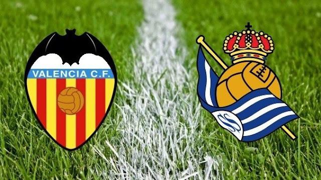 مشاهدة مباراة ريال سوسيداد وفالنسيا بث مباشر بتاريخ 22-02-2020 الدوري الاسباني