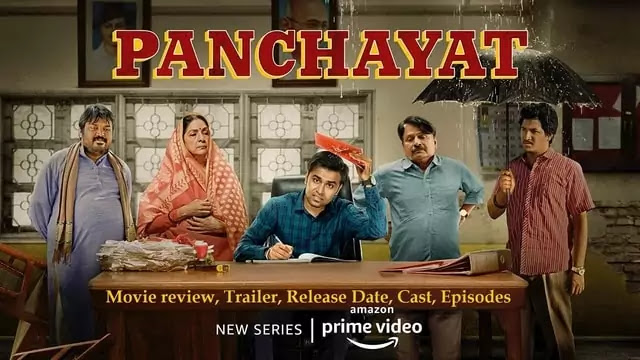 Panchayat Web Series movie review, Trailer, Release Date, Cast, Episodes – Amazon Prime