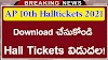 AP 10th class Halltickets 2021 | AP SSC Halltickets Download 2021 | AP 10th Halltickets 2021