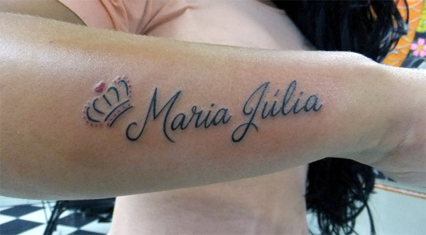 20 Maria Name Tattoos For Men Ideas And Designs