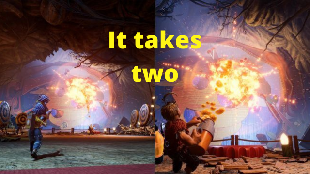تحميل لعبة It takes two  مجانا للكمبيوتر