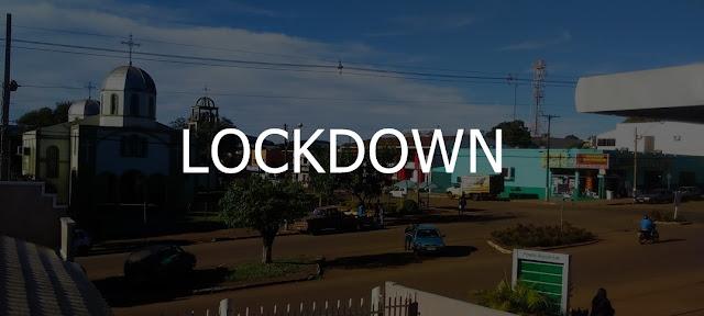 ALERTA – Lockdown Roncador