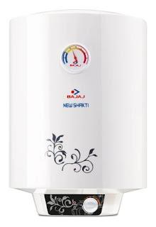 Bajaj New Shakti 15 L Storage Water Heater ( 4-Star)