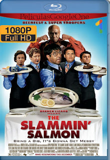 El Slammin Salmon (The Slammin Salmon) (2009) [1080p BRrip] [Latino] [LaPipiotaHD]